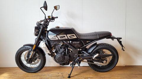 Brixton Crossfire 500 X