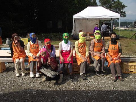 収穫祭ばっぱレンジャー