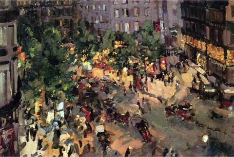 Alexandre Séon : Lamentation d'Orphée