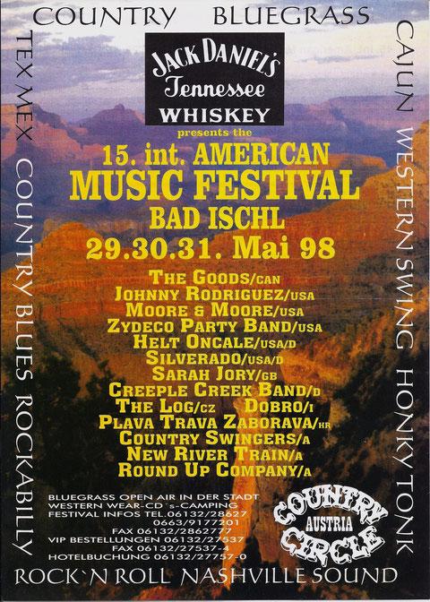 Plakat 1998