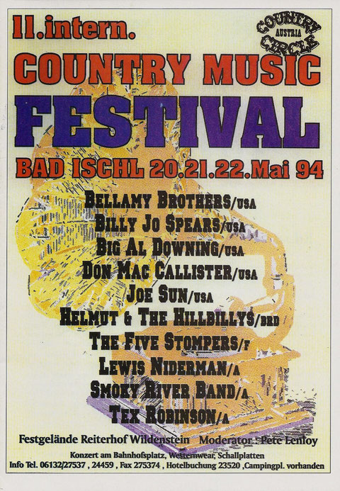 1994 Programm