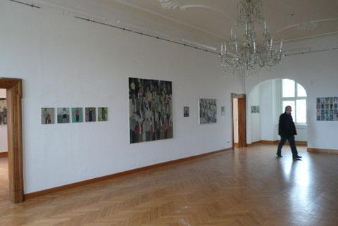Dirk Behrens »Wer ist M?«, Schloss Agathenburg, 2011