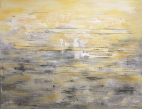 Atlantis   2017   Acryl auf Leinwand   130 x 170 cm