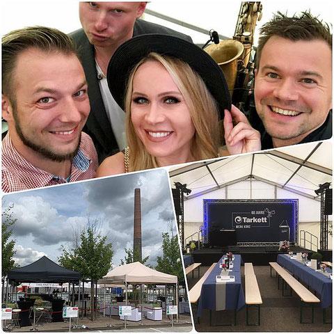 DJ-Mit-Sängerin DJ Plus Konzepte auf Firmenfeier in NRW