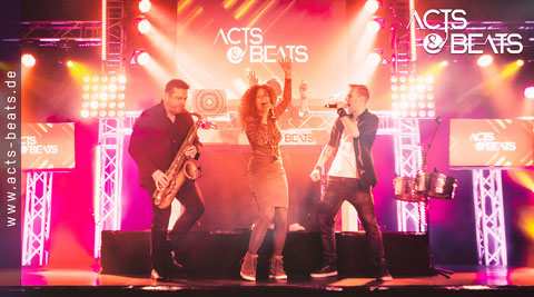 DJ Mit Band und Musiker Team für Firmenfeier in Münster und NRW