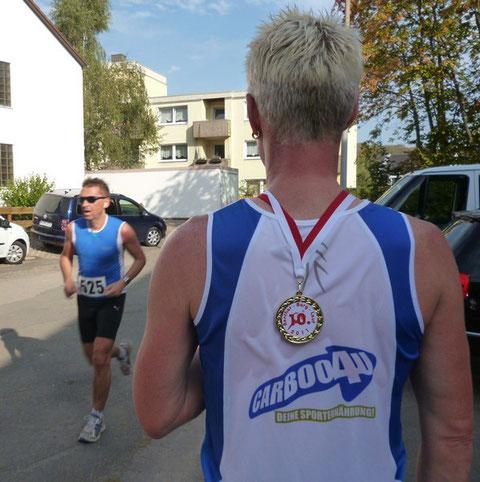 Der 1400. Wettkampf in Benthe am 3.10.2011