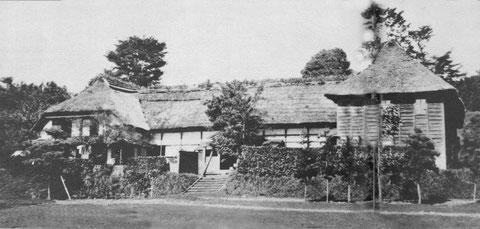 明治の頃の二俣川小学校