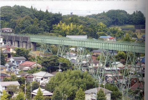 大貫谷戸水路橋(約300m)