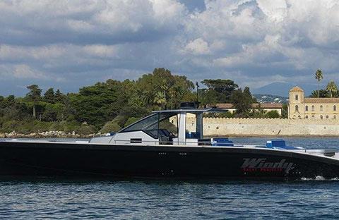 Windy SR52 Blackbird