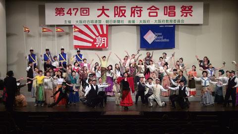 6/26 大阪府合唱祭
