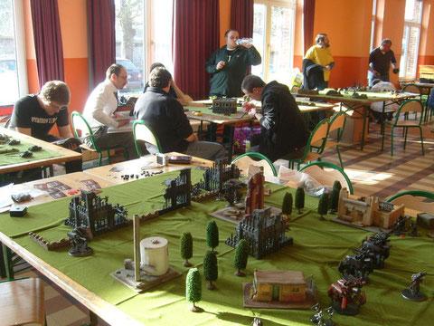 ODiT à Grand-Reng (Petite Salle) - Saison 2010
