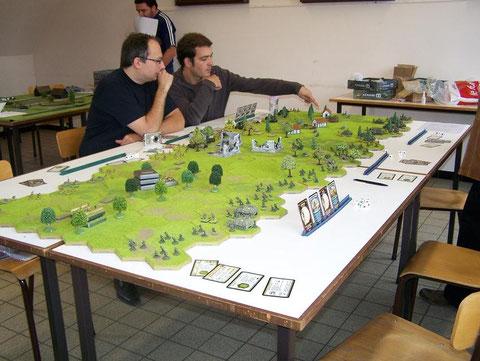 ODiT dans les locaux à Namur - Saison 2009
