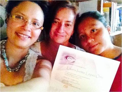 REIKI 1, OAXACA; MEXIKO - MÄRZ 2014