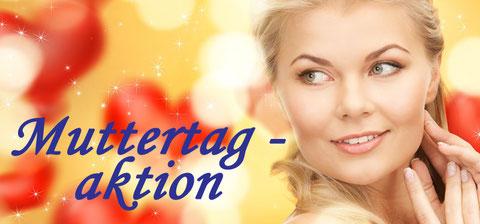 Muttertag Aktion Massage Gutschein Institut Wohlgemuth in Linz