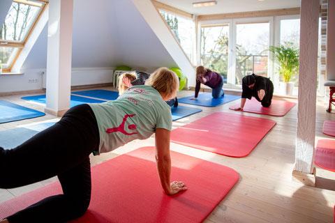 Prävention durch Rückentraining