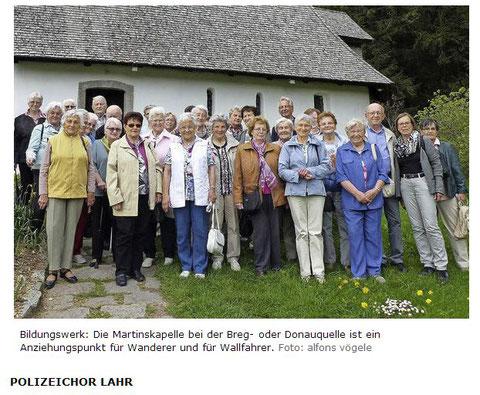 Quelle : Badische Zeitung 05/2016