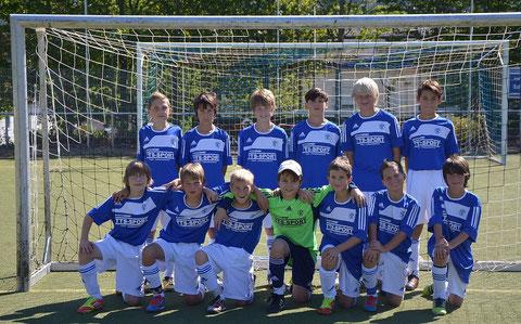 D-Jugend SV Mehring