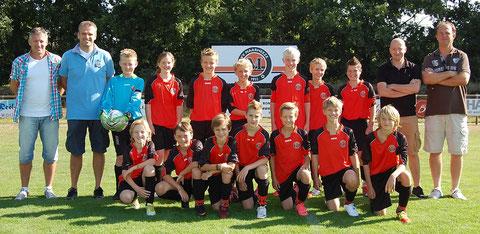 D-Jugend VV Marheeze