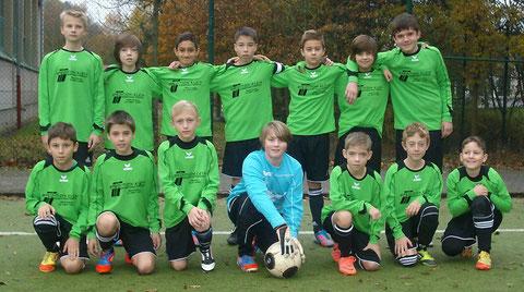 D-Jugend SV Limbach-Dorf
