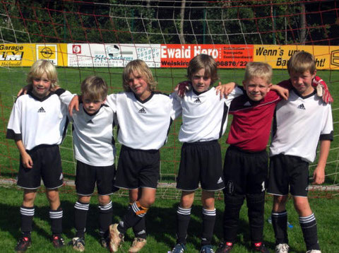 F1: Dewald Jakob, Uder Mathis, Fett Paul, Dewald Max, Samuel Göbel, Philipp Lauer