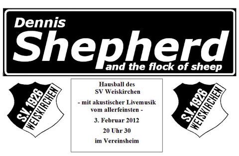 Hausball SV Weiskirchen