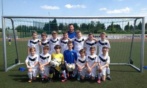 D-Jugend Eintracht Trier