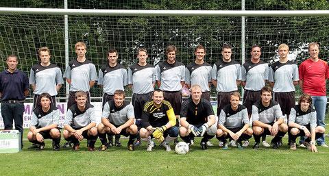 Erste Mannschaft SV Weiskirchen Saison 2012/13