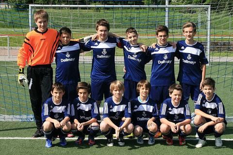 D-Jugend FC Reimsbach