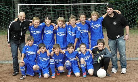D-Jugend SV Weiskirchen