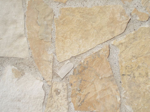 Albastone polygonal