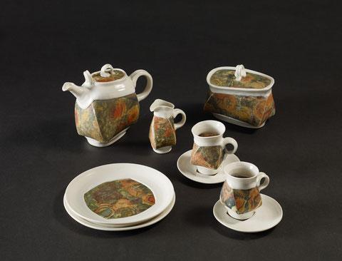 Keramik Teeservice