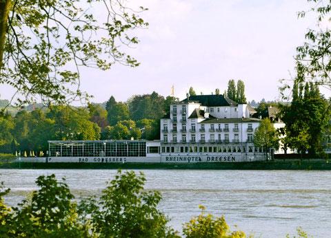 Rheinhotel Dreesen - ein wunderbarer Ort für einen Ball