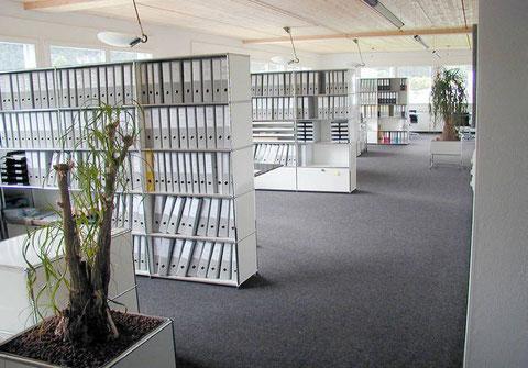Teilansicht der Räumlichkeiten von Contopharma AG, CH-3800 Interlaken