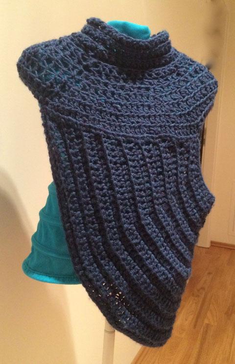 Häkelpullunder / crochet vest