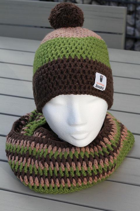 Wintermütze & Schal 2014/2015 / winter hat & scharf 2014/2015