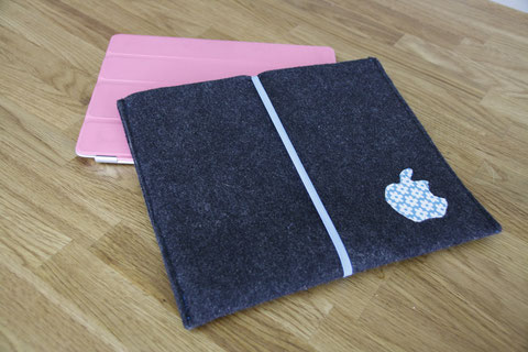 Filzcover fürs tablet / felt-cover for tablet