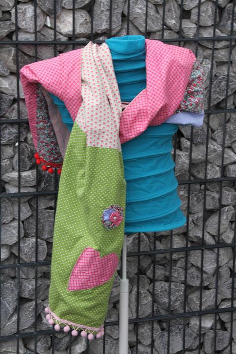 Sommer Schal / summer scarf