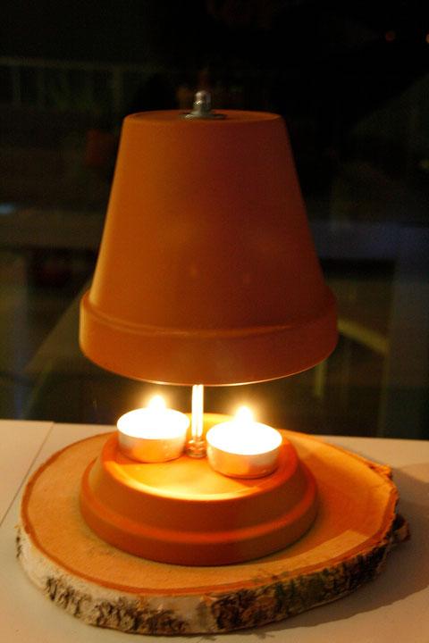 Miniofen als Handwärmer / little Fireplace