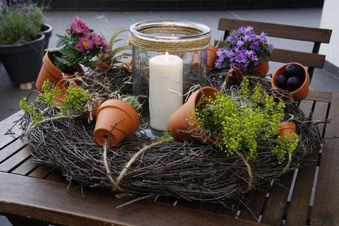 Herbstlicher Kranz / fall wreath