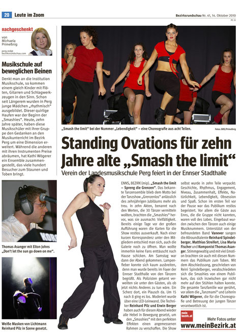 Bezirksrundschau 14.10.2010 - 1/3