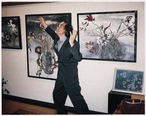Dancing Kazuo Ohno 大野一雄