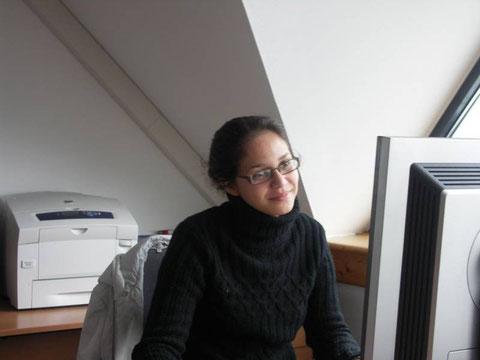 Der Flächenkalkulator wurde von Fernanda aus Brasilien entwickelt