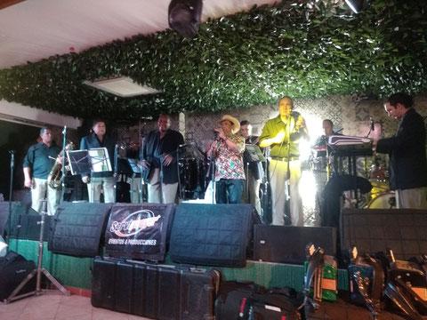 Armando Hernández y su Combo en Barrancabermeja Colombia 1 Dic 2017