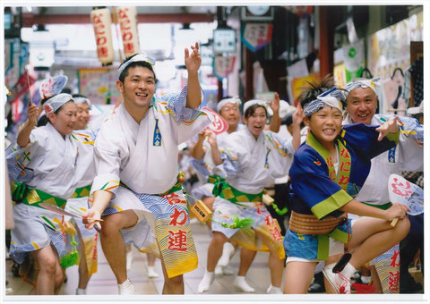 【ANA賞2】  「踊りが好きやねん」  福森 浩子