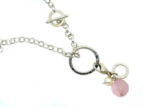 Emma Hedley Rolo chain with charm
