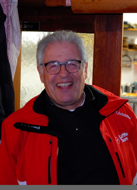 Präsident Lufthansa Ski Club | Peter Jacobus