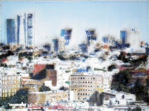 Madrid.100x75 cm.