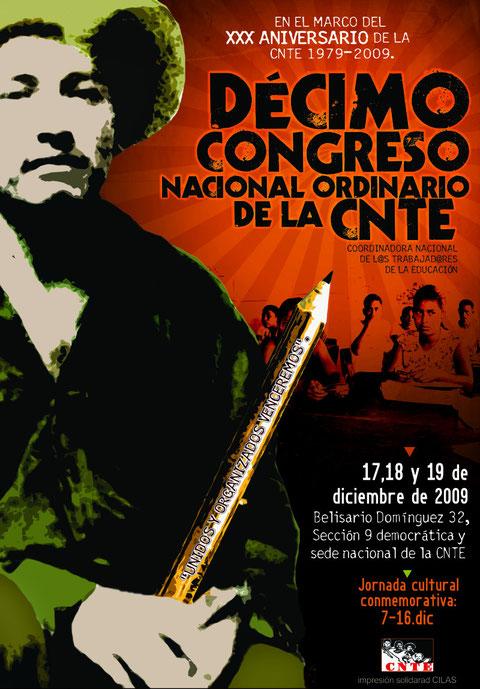 X CONGRESO CNTE