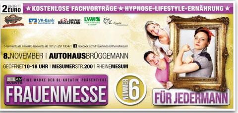 Bärbel Bröskamp - Heilpraktikerin - Rheine - Frauenmesse für Jedermann