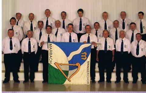 Männerchor Marbach am Choropen 2005 in Gossau